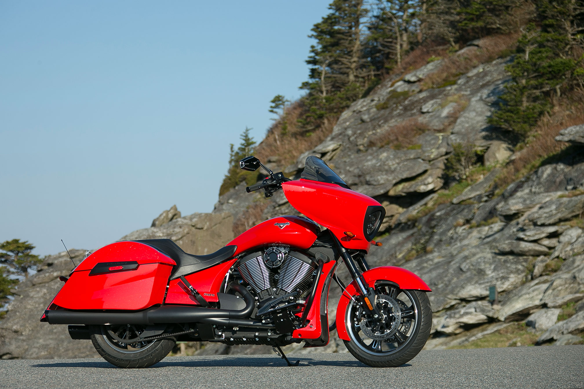 2016 Victory Cross Country Review