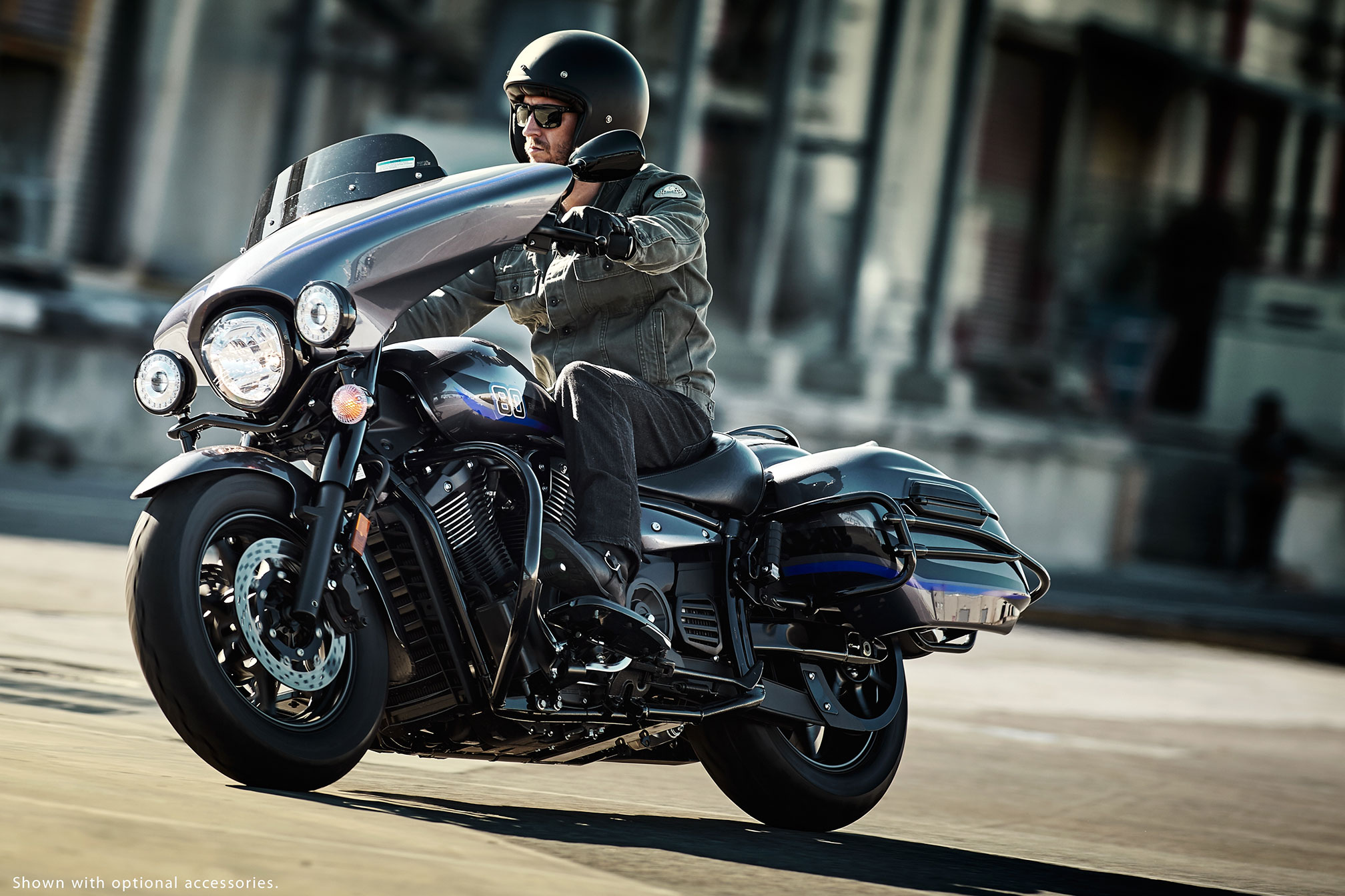 Yamaha V Star Deluxe Ultimate Seats
