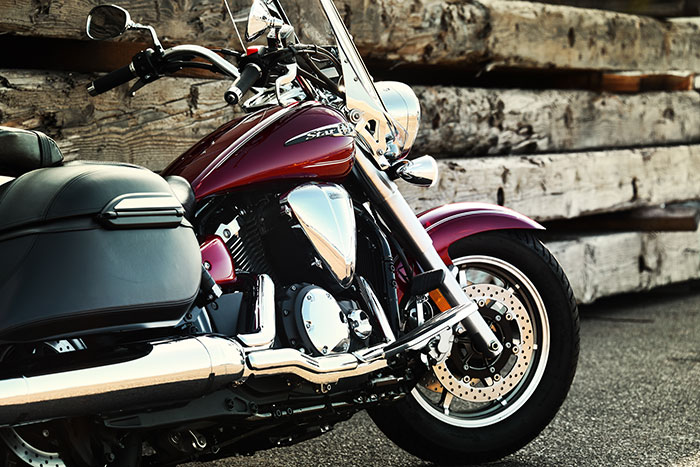 2016 Yamaha V-Star 1300 Tourer