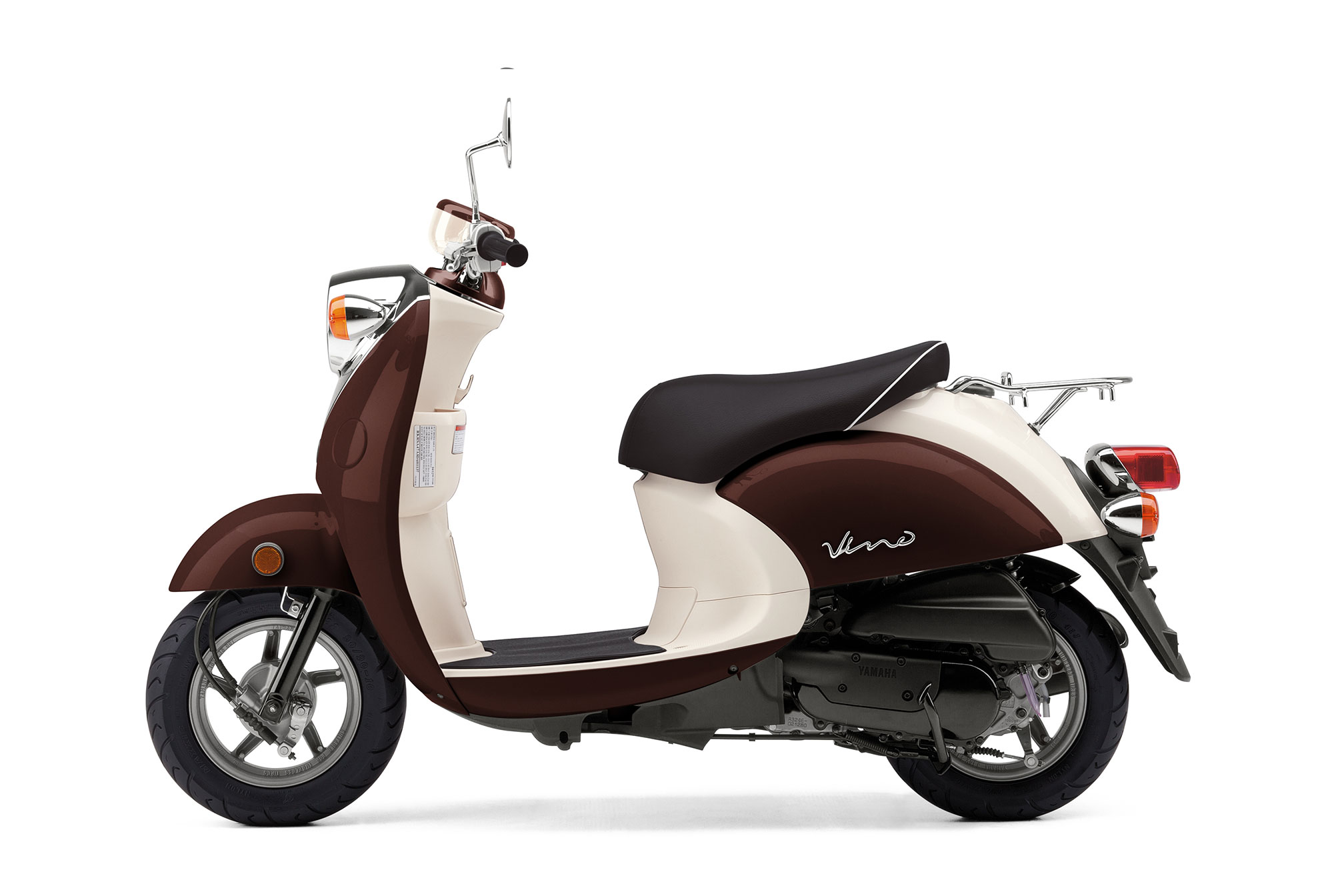 Yamaha Vino Moped Review
