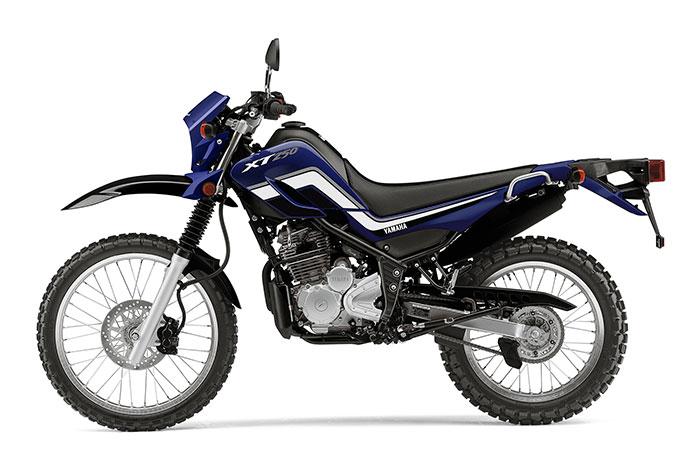 2016 Yamaha XT250