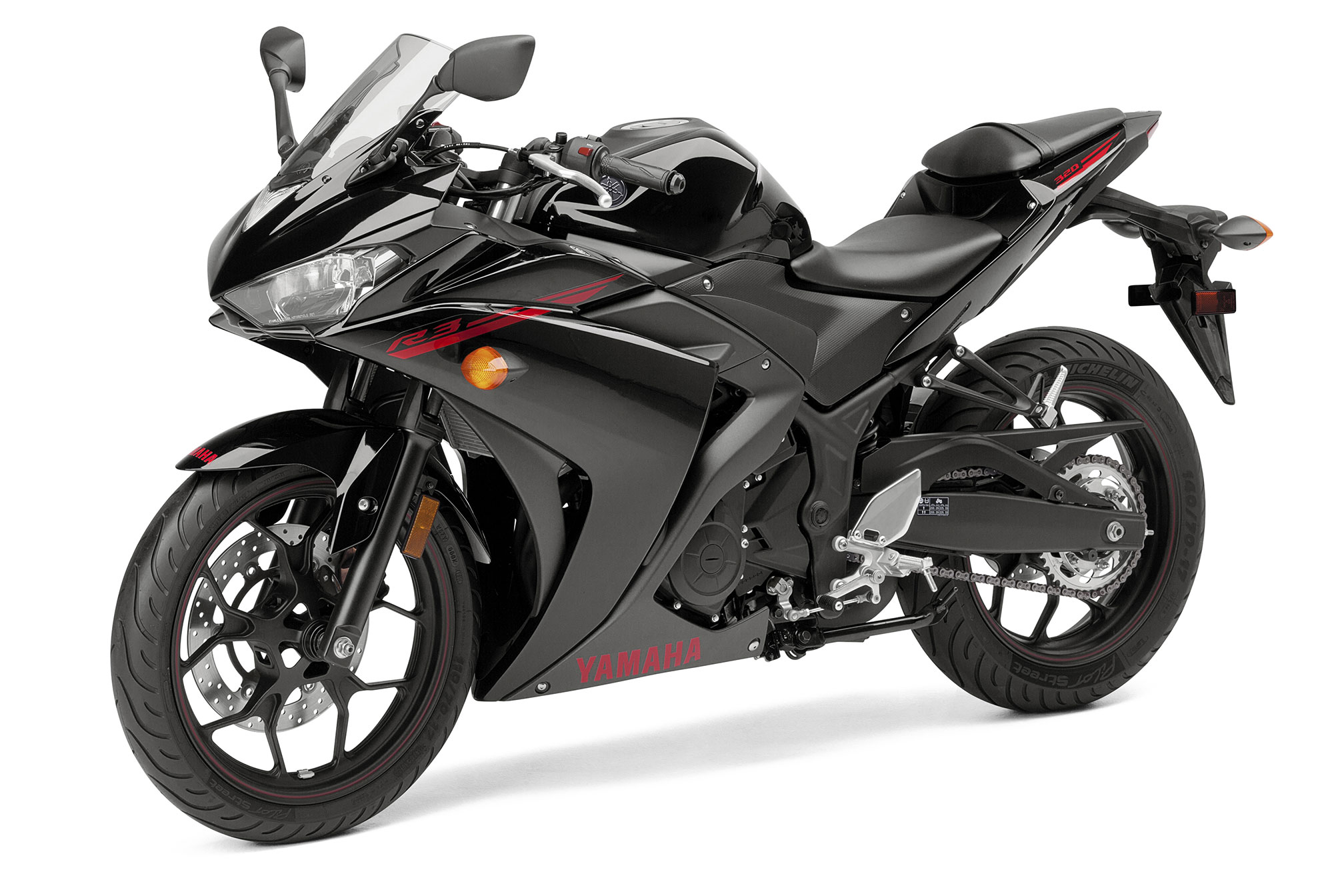 2016 Yamaha YZF R3 Review