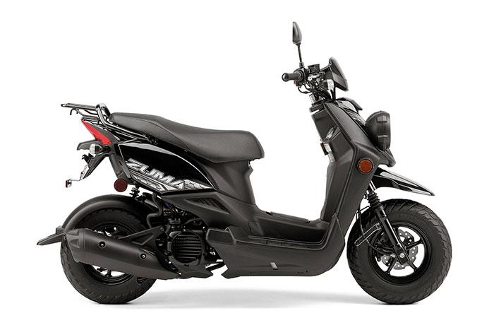 2016 Yamaha Zuma 50F