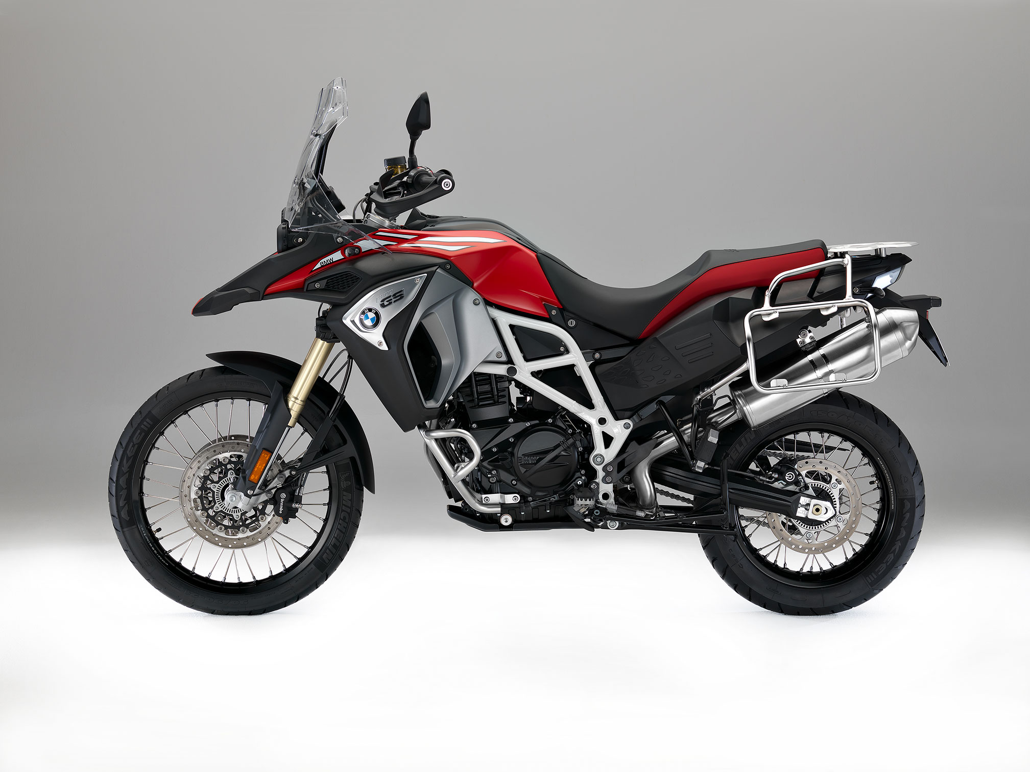 2018 bmw f800gs. perfect 2018 2017 bmw f800gs adventure and 2018 bmw f800gs c