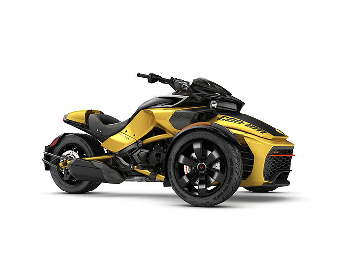 2017 Can-Am Spyder F3-S Daytona 500