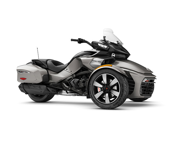 2017 Can Am Spyder F3 T Review