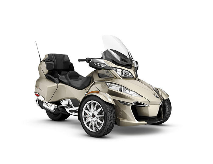 2017 Can-Am Spyder RT Limited