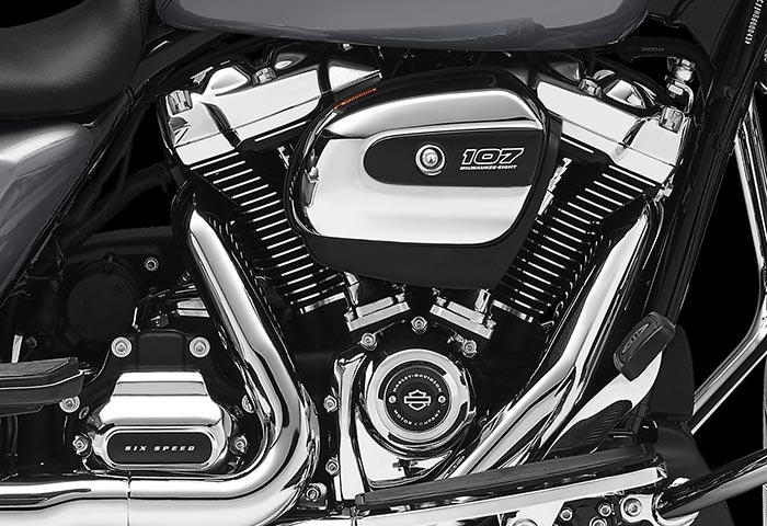2017 Harley-Davidson Milwaukee-Eight 107