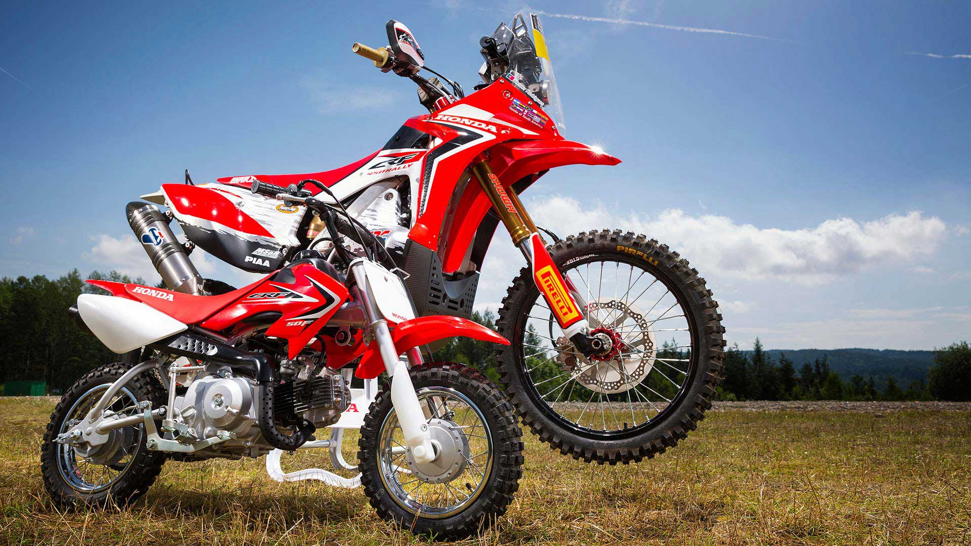 2017 honda crf50f review. Black Bedroom Furniture Sets. Home Design Ideas