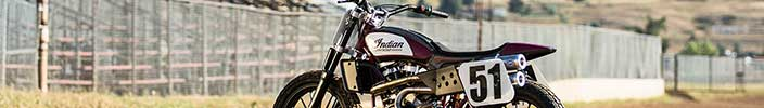 New 2017 Indian Scout FTR750 - The Return to Flat Track Racing
