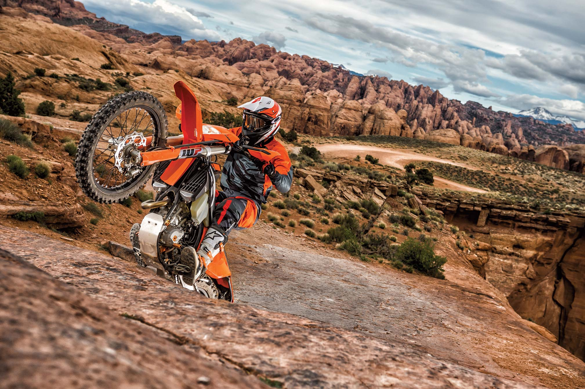 2017 ktm 350 exc-f review