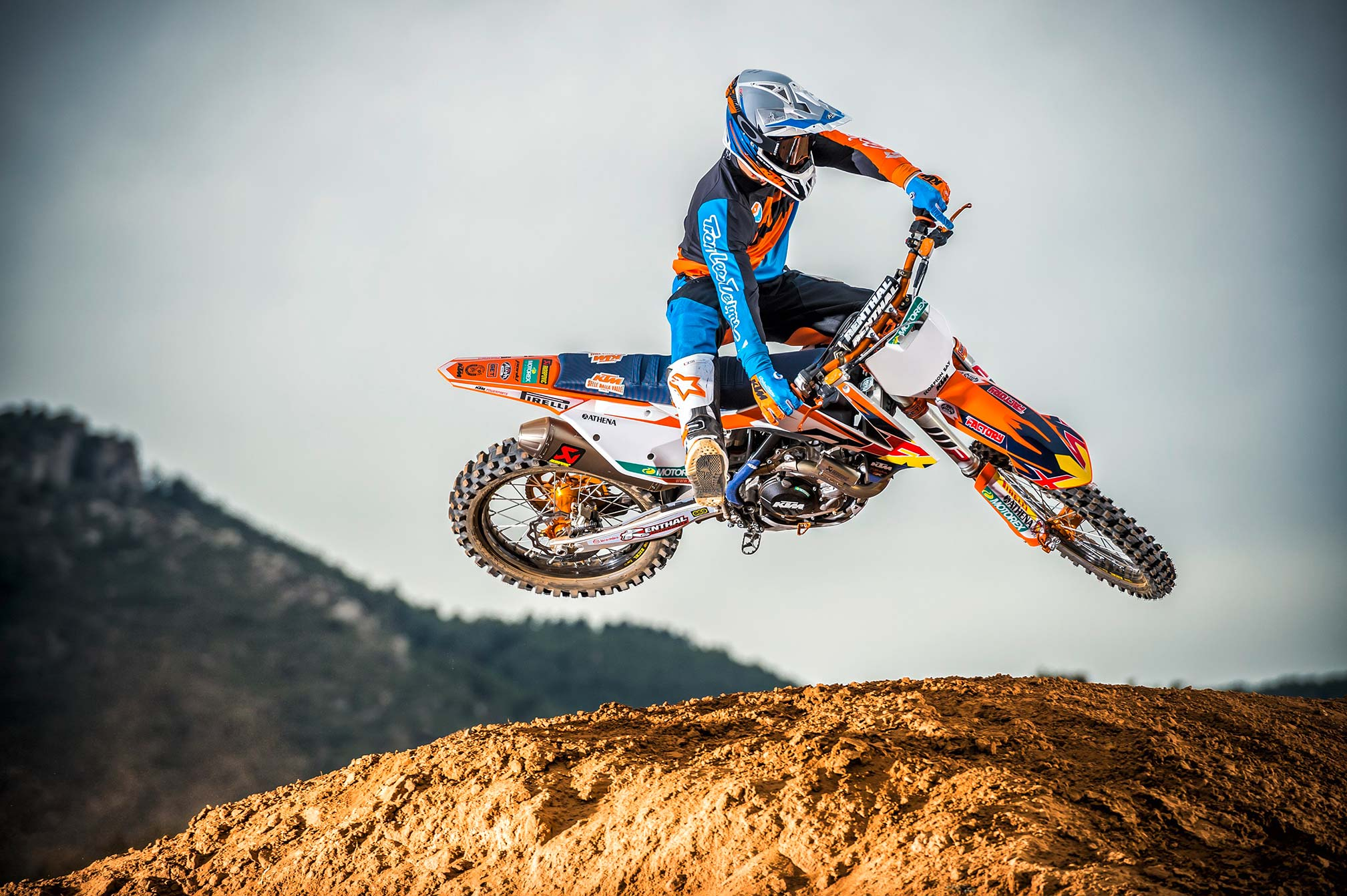 2017 ktm 450 sx-f review