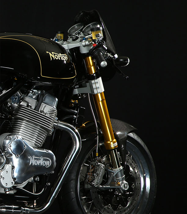 2017 Norton Commando Cafe Racer 961 MKII
