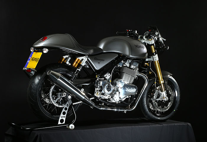2017 Norton Commando 961 SF MKII