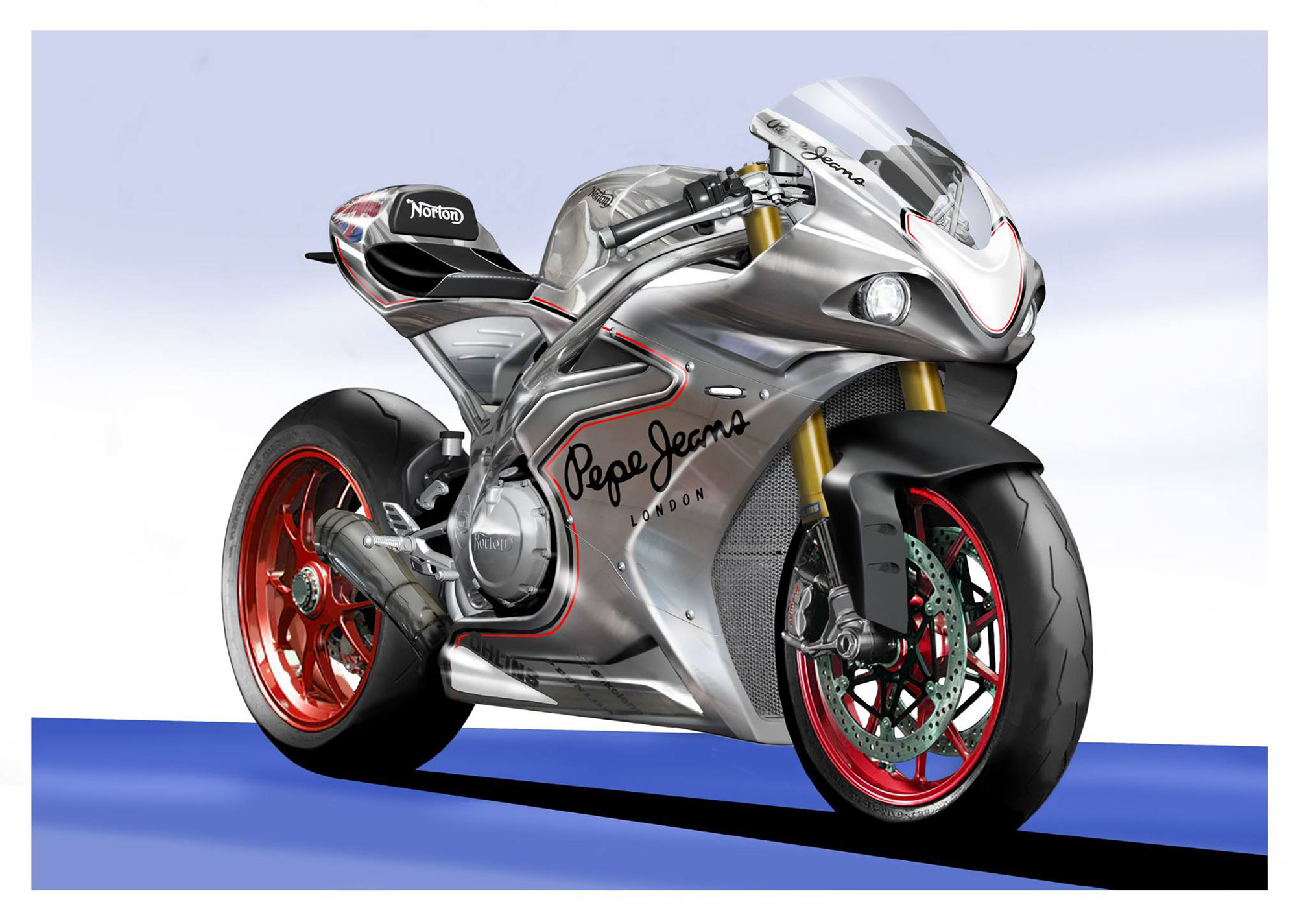 2017 norton motorcycle models at total motorcycle for The norton