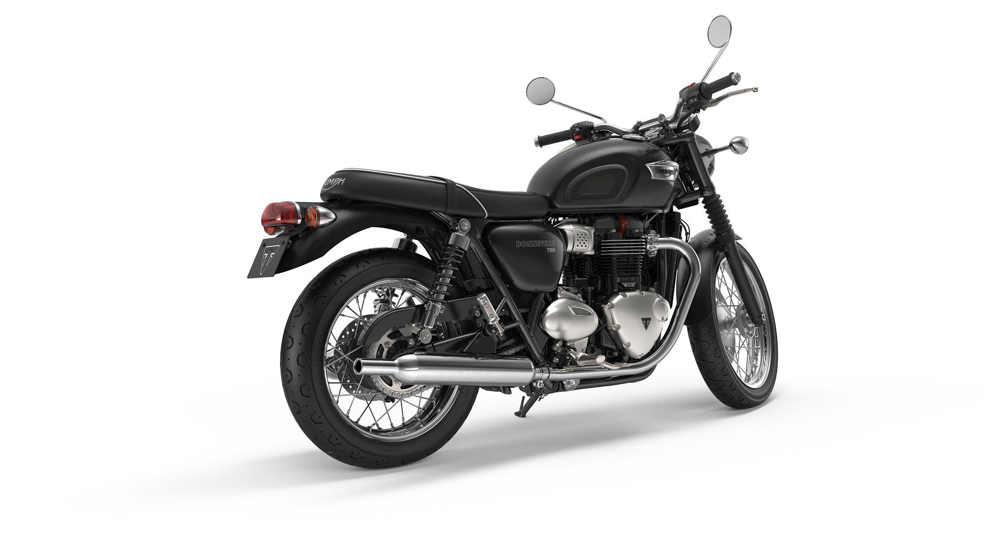 2017 triumph bonneville t100 review. Black Bedroom Furniture Sets. Home Design Ideas