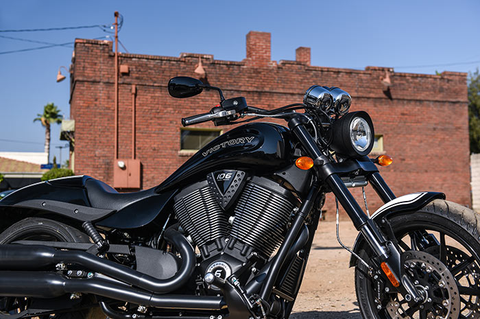 2017 Victory Hammer S Review