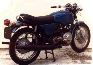 1971 BSA Prototype