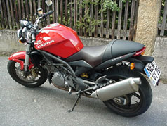 2000 Exotic Cagiva Raptor 1000
