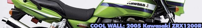 26th Cool Wall Motorcycle Now Up! Kawasaki ZRX1200R