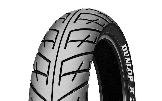 Total Motorcycle Tire/Tyre Guide - Dunlop K205