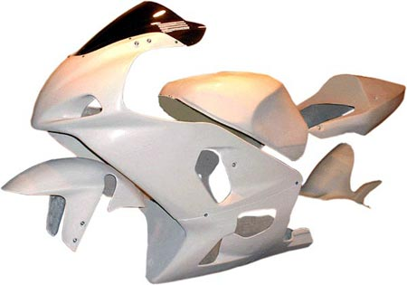Fairing - Motorcycle Bodywork