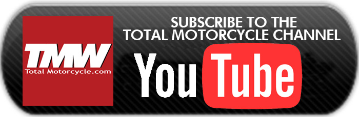 Don't be just a motorcycle fan, Be a Total Motorcycle fan, Subscribe to the YouTube Total Motorcycle Channel