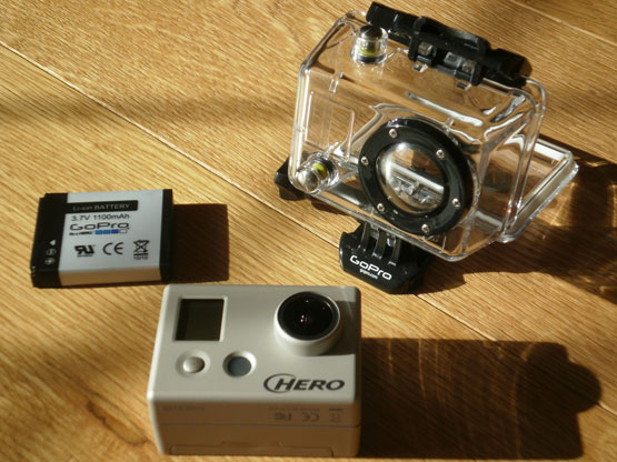 GoPro Motorsports HD Hero - Basics