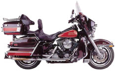 LUXURY TOURING Harley FLHTC-1989