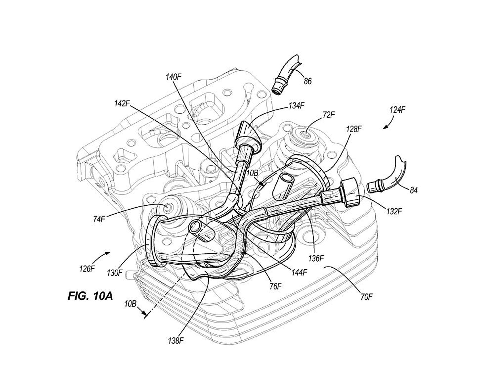 Harley Engine Schematics Best Ideas About Motorcycle Chopper Gm 10391240 Radio Wiring Diagram Davidson Water Cooled Us Patent Concept Spy Shots 2011 Images