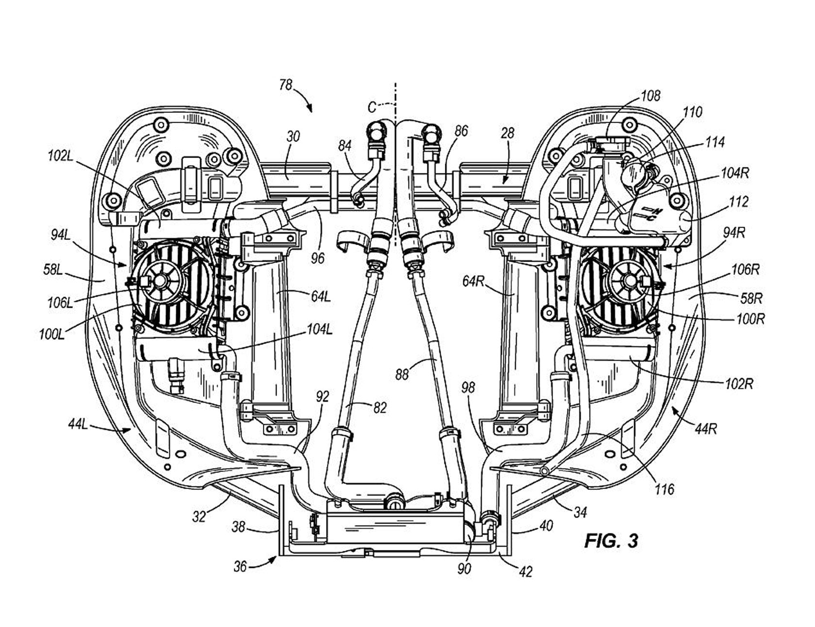 2011 Harley Davidson Water Cooled Engine Us Patent Concept Spy Shots Road King Exhaust Moreover Parts Diagram