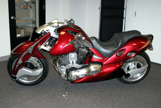 1995 Apache Warrior V-Twin