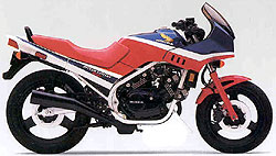 Honda 1986 VF500 Interceptor