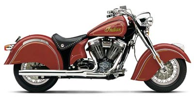 2003 Indian Chief Springfield