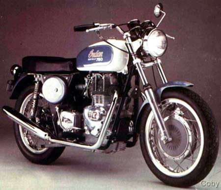 Indian Enfield 750