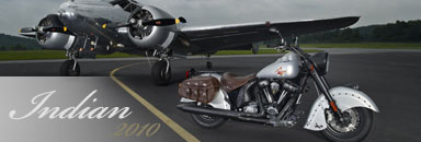 2010 Indian Motorcycles Released