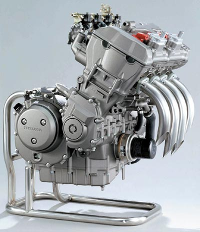 Inline Four Engine