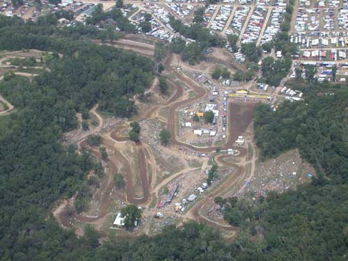 Millville MX Racetrack
