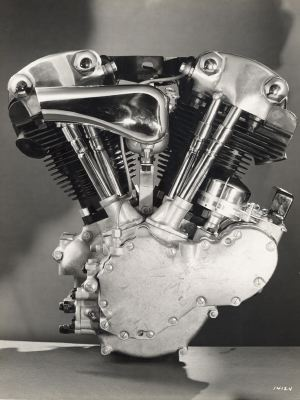 Knucklehead - 1936 Harley Davidson Engine Design