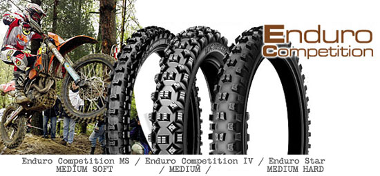 Michelin Enduro Competition IV Front