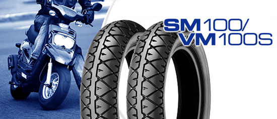 Motorcycle Tire Sizes >> Total Motorcycle Tire/Tyre Guide - Michelin SM100