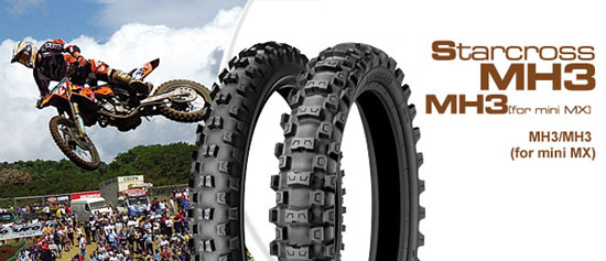 Michelin Starcross Junior MH3