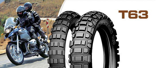 Michelin T63 tires are in… | The KLR650 Blog