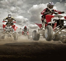 The adventure, the ride, the excitement, the friends, the bikes. Twist the throttle and off you go…