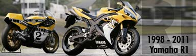 History of the Yamaha YZF-R6/R6/R6S