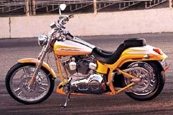Harley Davidson Screamin' Eagle Deuce