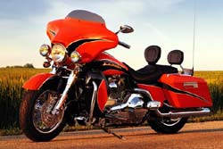 Harley Davidson Screamin' Eagle Electra Glide