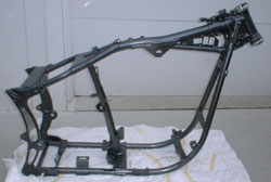 Typical Steel Frame