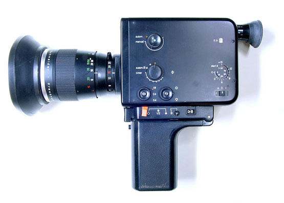 Super 8mm Camcorder