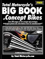 Total Motorcycle's BIG BOOK of concept bikes